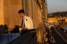 On the Street…..Late Evening, Florence