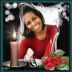 The First Lady Of The United States, Michelle Obama