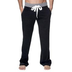 Active Training Pant by Andrew Christian in Black