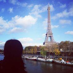 Paris in autumn is trés jolie!