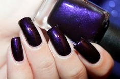 """""""Vesper"""" from Peita's Polish (WIB Excl), swatched £5"""