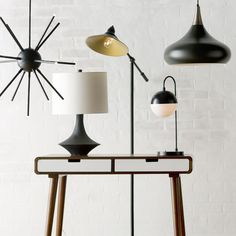 "Found it at AllModern - Hakan 66.25"" Task Floor Lamp"