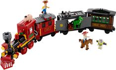 LEGO 7597-1: Toy Story Western Train Chase