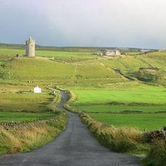 les paysages du Connemara, Irlande