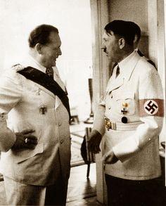 Hitler in White Tunic