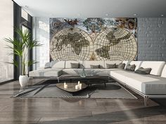 Luxury and intellect into your homes at a very low price with Mozaico. Have a mosaic mural decorating your walls!