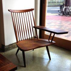 George Katsutoshi Nakashima lounge armchair