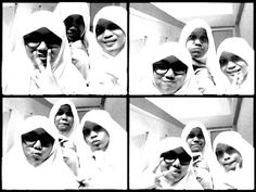 they are my friends :)  never forget our story