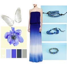 Blue Cobalt Bracelet: http://etsy.me/1ohrAU9