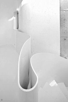 Interior of Casa V  La Coruña DOSIS Architecture 2013