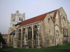 During the summer progress of 1532, Henry VIII and Anne Boleyn stayed at Waltham Abbey for five days.