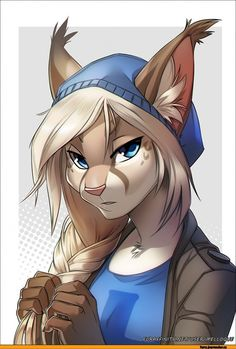 Furry Art very pretty again not to many furries other than wolves and leopords