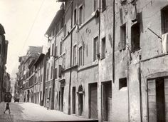 Borgo Vecchio 1936
