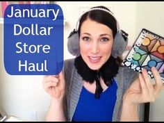 MUST HAVES! ▶ January Dollar Store Haul - YouTube