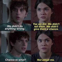 "#TheFosters 4x02 ""Safe"" - Brandon and Callie"