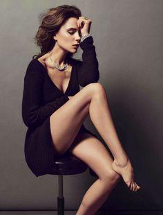 Victoria Beckham | Photography by Inez & Vinoodh | For Vogue Magazine France | December 2013