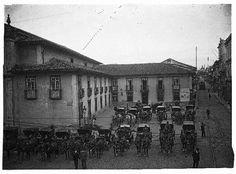 Antiga Igreja da Sé em 1910.