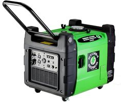 Portable Generator Inverter Gas Powered 3600 W 4 Stroke 3 5 Gallon Tank Inverter Generator, Portable Generator, Electric, Emergency Power, Doorbuster Deals, Sine Wave, Power Energy, Outdoor Events, Tailgating