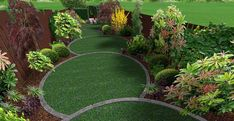 3D Design Images - JM Garden Design London