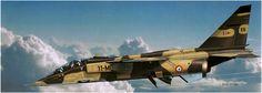 Sepecat Jaguar E11-ME del EC 2/11 del Armee de l'Air, con esquema de pintura del desierto arena/marron. Guerra del Golfo 1991. Don Greer. Más en www.elgrancapitan.org/foro