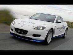 ▶ Mazda RX-8 Hydrogen - YouTube #Mazda #RX8 #Rvinyl