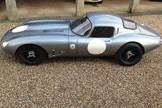 1962 Jaguar E-Type Low Drag Coupe