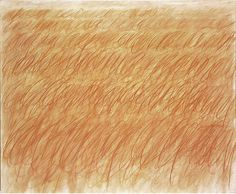 Cy Twombly. Untitled (Rome), 1970