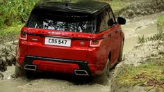 One of Land Rover's major models, the 2018 Range Rover Sport SVR, was introduced. When first introduced, the Range Ro… Range Rover Sport 2018, Range Rover Evoque, Range Rovers, Volvo Xc60, Toyota 4runner, Jeep Cherokee, Toyota Land Cruiser, Luxury Hybrid Cars, Luxury Cars
