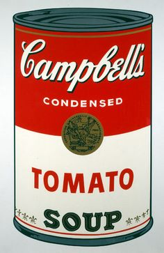 Andy Warhol - probably my favorite of his not all of the others.