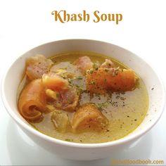AWESOME Khash Soup Recipe