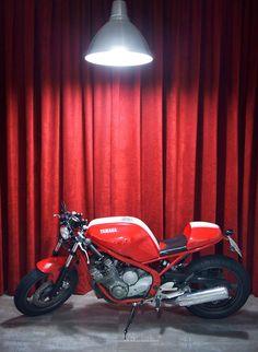 XJ diversion Red Racer