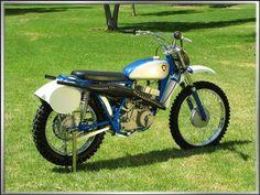 1971- Suzuki RH672 Works Bike