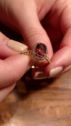 Indian Engagement Ring, Vintage Engagement Rings, Tiffany Engagement, Wedding Ring Sets Unique, Ruby Wedding Rings, Gold Ring Designs, Gold Jewellery Design, Unique Diamond Rings, Ruby Diamond Rings