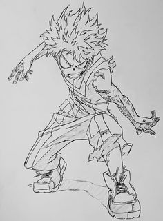 My hero academia Anime Drawings Sketches, Anime Sketch, Manga Drawing, Buko No Hero Academia, My Hero Academia Manga, Deku Anime, Best Superhero, Dibujos Cute, Hero Academia Characters