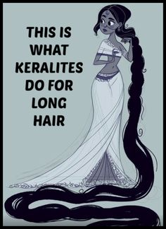 What Keralites Do For Long Hair - Frauen Haar Modelle Long Hair Treatments, Skin Treatments, Long Thin Hair, How To Grow Your Hair Faster, Natural Hair Styles, Long Hair Styles, Hair Remedies, Hair Transplant, Hair Health