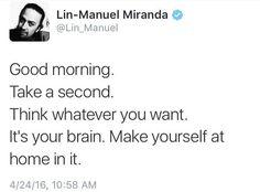 Thank you Lin
