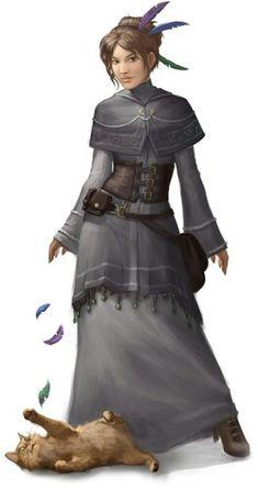 Adventuress Kendra Lorrimor