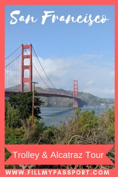 Got 48 hours in San Francisco? Check out this Guided tour and VIP visit to Alcatraz and add it to your 2 days in San Francisco itinerary. Usa Travel Guide, Travel Usa, Travel Guides, Travel Tips, Us Travel Destinations, Road Trip Usa, United States Travel, Canada Travel, Wayfarer
