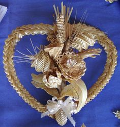 Illinois Association of Wheat Weavers | Preserving the art of Wheat Weaving | Gallery