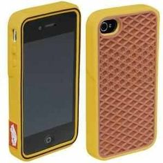 $7.99 - Vans OFF THE WALL Waffle Sole Skateboard Case Cover Skin iPhone 4 Yellow *USA SELLER*TRACKING NUMBER SENT SAME DAY ITEM SHIPS* by iPhone 4 Case, http://www.amazon.com/dp/B00995EEE0/ref=cm_sw_r_pi_dp_bmruqb1MEQP8W