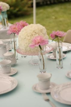 My favorite flower is the carnation. What a gorgeous way to use them! These are real carnations used to make a carnation ball as a table centerpiece. Did I mention I love carnations?! :)
