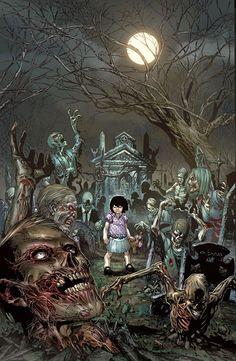 Cemetery Zombies