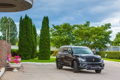 LARTE DESIGN 2016 Infiniti QX80 Missuro Infiniti Qx 80, Automotive News, Bling Bling, Golf Courses, Design