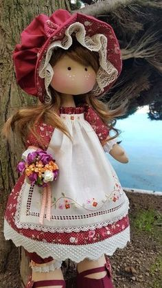 1 million+ Stunning Free Images to Use Anywhere Plush Dolls, Doll Toys, Baby Dolls, Fabric Toys, Polymer Clay Dolls, Doll Tutorial, Child Doll, Waldorf Dolls, Soft Dolls