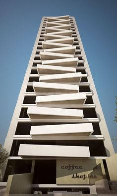 Architecture  (Sky Condos by Miguel Montemayor — ARCHITECTURELOVER.COM, via hiromitsu)
