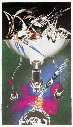 'Where the Water Goes', James Rosenquist, 1989 Roy Lichtenstein, Andy Warhol, Igcse Exam, Pop Art, Consumer Culture, Stability, Contemporary Art, Graphics, Change