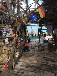 Check out today's article about Floyd's Pelican Bar in Jamaica and find out how you can be featured on the site as well!