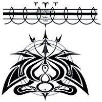 the grand arcanum array tattoo from full metal alchemist i want fullmetal alchemist. Black Bedroom Furniture Sets. Home Design Ideas