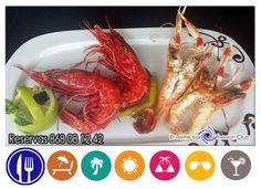 ¿apetece un buen #aperitivo para comnzar las #vacaciones de #agosto en La #Playa de El Lastre? reservas 868081242