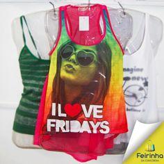 Uma palavra que defina essa regatinha: Style! Eu comprei a minha e você?   #moda #style #feirinhadaconcórdia #euquero #fashion